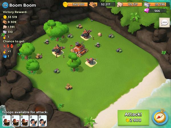 Garde Noire - Boom Boom