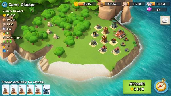 Garde Noire - Game Cluster