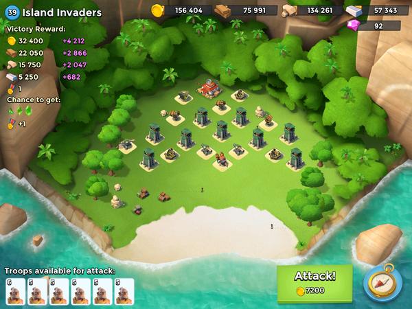 Garde Noire - Island Invaders