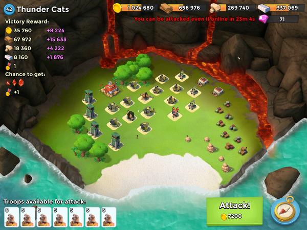Garde Noire - Thunder Cats